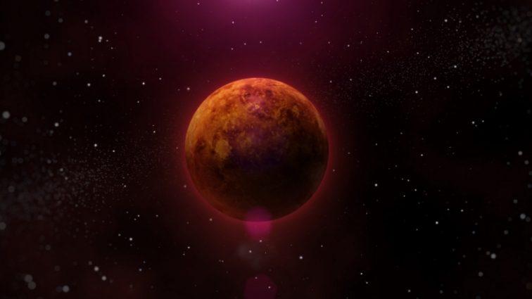 Астрофизики нашли очередное доказательство жизни на Марсе