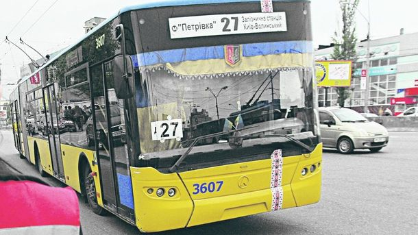 Маршрутки «сожрали» весь городской транспорт Украины – Кистион