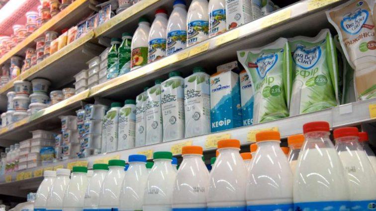 В Украине могут запретить один из видов молока