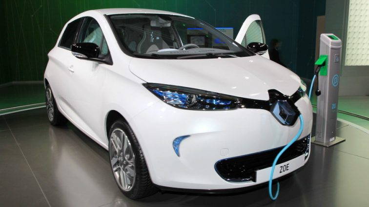 Кабмин приобрел электромобили для собственного автопарка