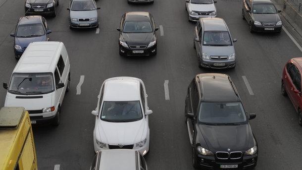 В Украине запустят программу безопасности на дорогах