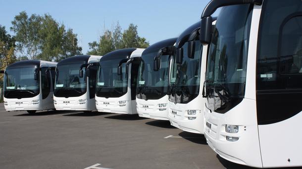 В Украине обвалился рынок автобусов