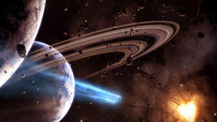 Астрономы обнаружили зарождения близнеца Солнечной системы