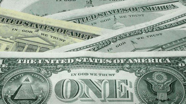 Украинские банкоматы выдают фальшивые доллары (ФОТО)