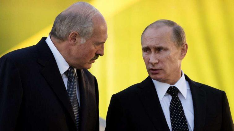 Между Беларусью и Россией назревает новый конфликт