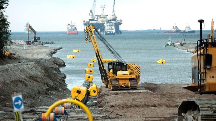 «Газпром» начал строительство «Турецкого потока» в обход Украины