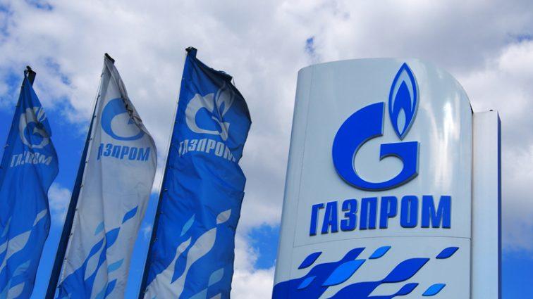 «Газпром» выводит деньги из Украины