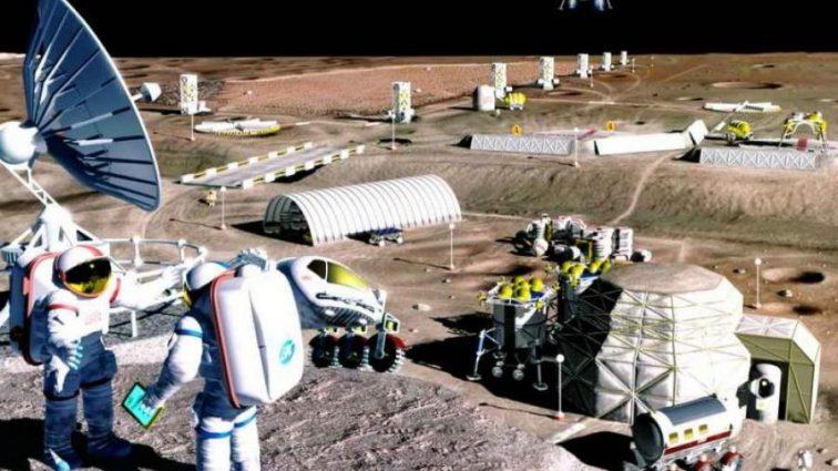 Покорители Марса застрянут на Луне
