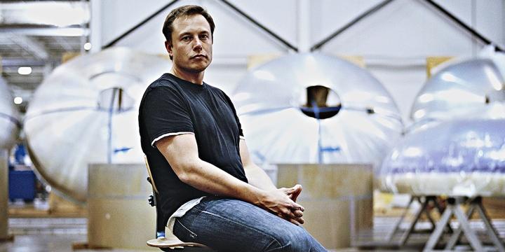 В сети появилось фото бурильной машины Илона Маска