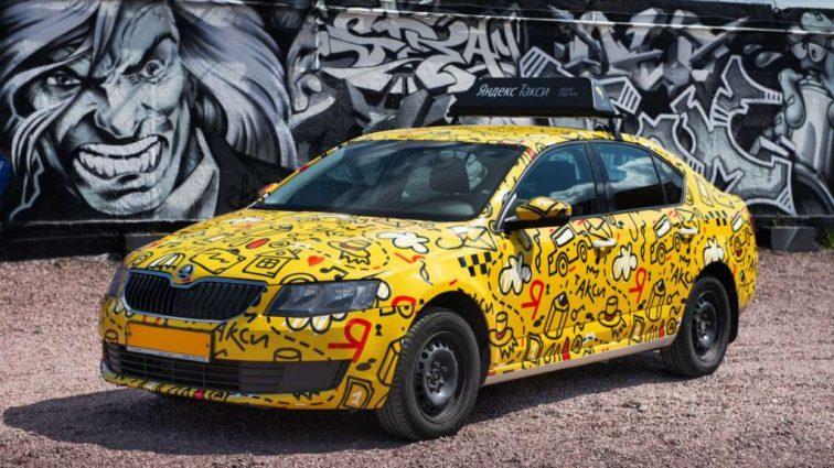 Вам понравится: В Питере появились уникальные такси с графити от дизайнеров (ФОТО)
