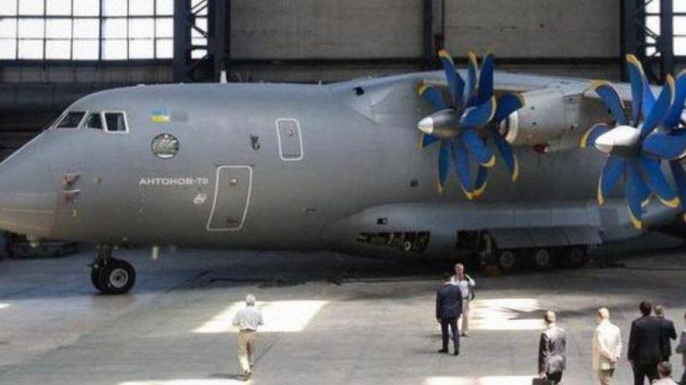 Украинские компании будут поставлять в Китай самолеты Ан-178