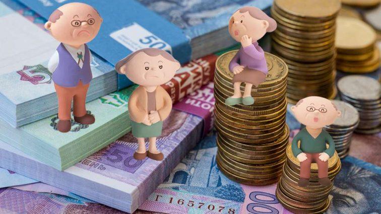 Как в Украине незаметно повысили пенсионный возраст (инфографика)