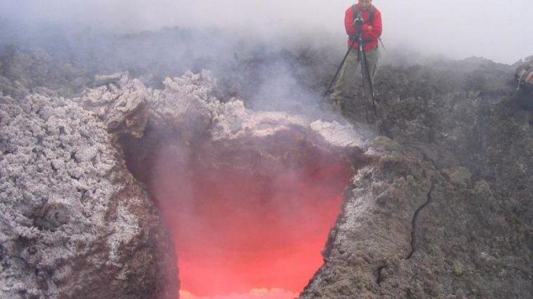 Мороженое оказалось ключом к разгадке вулканических тайн