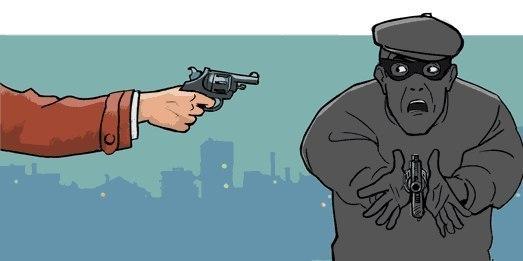 Оружие может не понадобиться тысячу раз, а в тысячу первый спасти жизни: Власть боится народных судов?