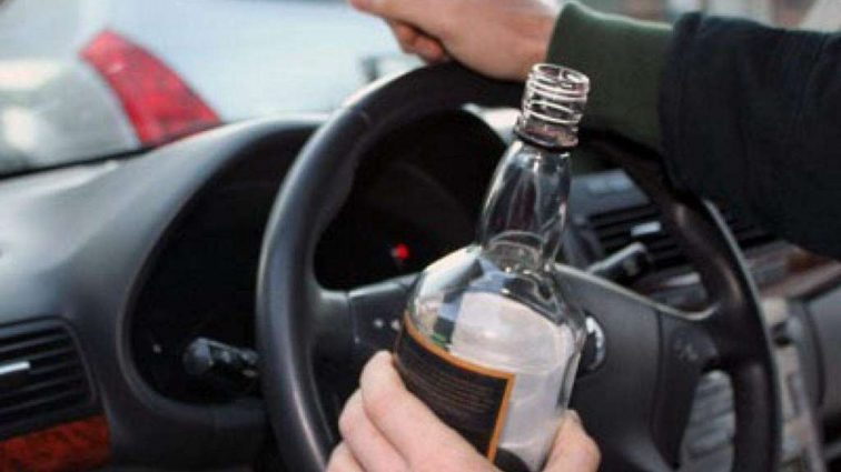 В Украине сделают более жестким наказание за пьянство за рулем. От чего будет зависеть размер штрафа