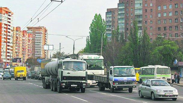 Харьков будет бороться с пробками, используя современные разработки