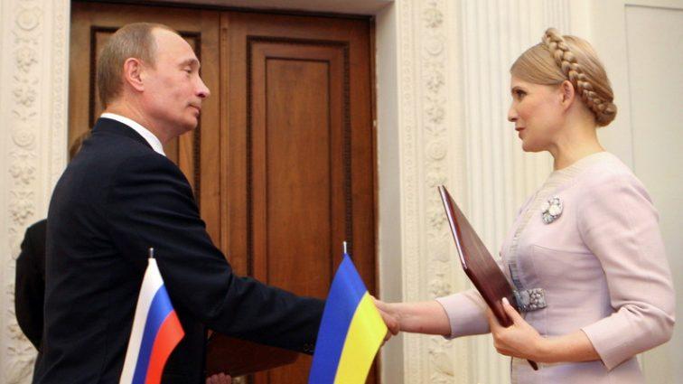 «Договорилась»: На Тимошенко не откроют дело за «газовые контракты» — генпрокурор