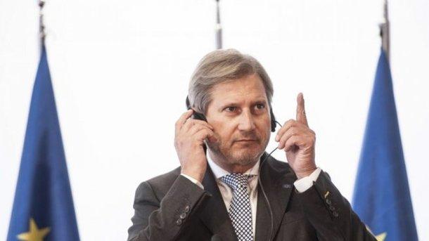Еврокомиссар Хан назвал перспективные для инвестиций отрасли в Мариуполе