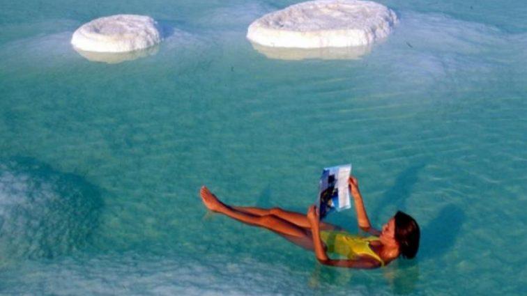 Ученые выяснили, как появилось Мертвое море