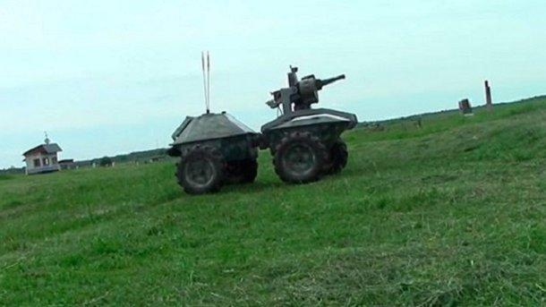 В Украине создан боевой беспилотник «Черепашка»