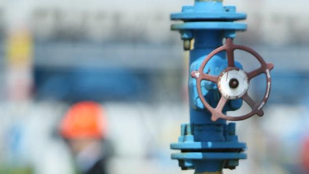 Украина накопила больше 10 миллиардов кубов газа