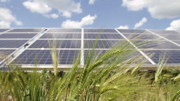 В Херсонской области строится электростанция