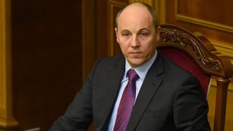 Парубий рассказал об опасности «Северного потока-2» для Украины