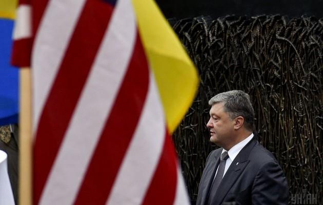 Порошенко провел в США первую встречу: О чем говорили и о чем договорились