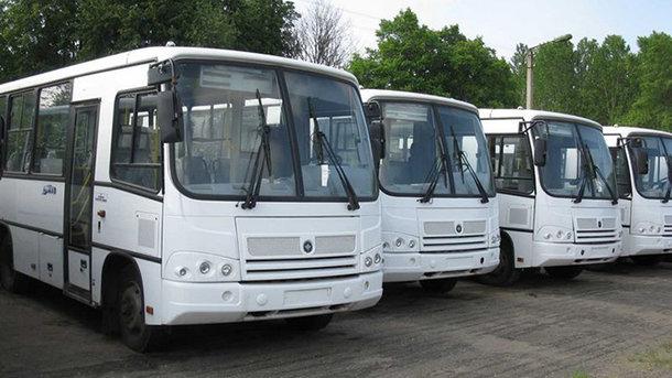 Российские автобусы «захватили» авторынок Украины