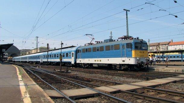 Украина пустит поезд в Болгарию