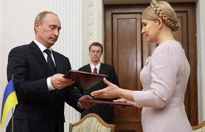 Порошенко требует, чтобы Тимошенко ответила за газовые контракты