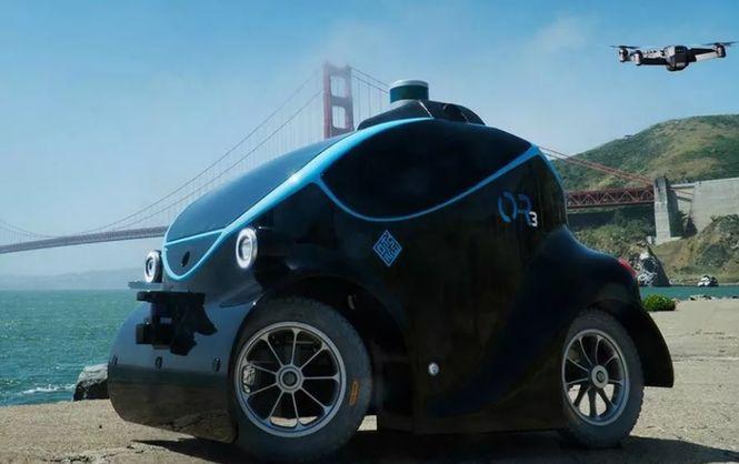 Работы на дорогах: Полиция Дубая выпустит на улицы роботов-патрульных