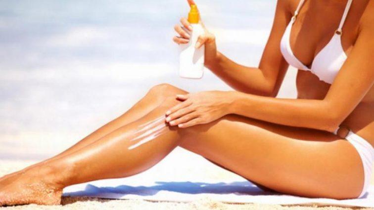 Ученые придумали, как придать коже загар в минуту