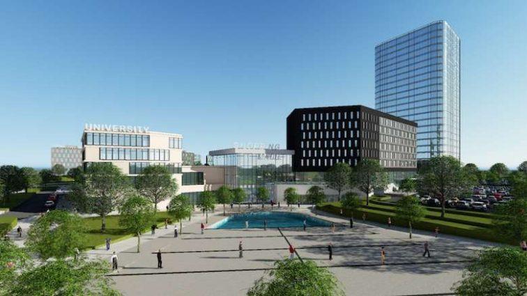 Во Львове инвестируют почти 100 млн. долларов в IT-квартал