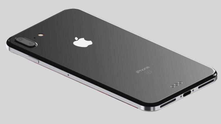 Новое творение Apple! Раскрыто дизайн Iphone 8