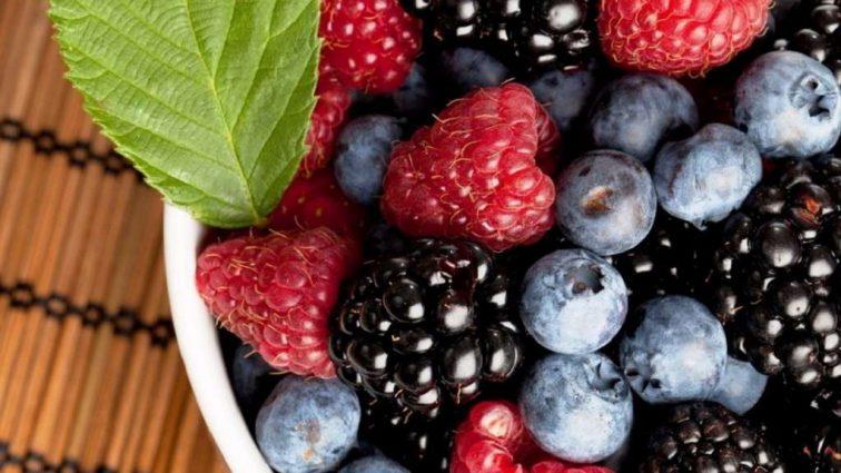 Украина в разы увеличила экспорт ягод