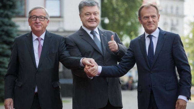Саммит Украина-ЕС: чего удалось добиться Украины