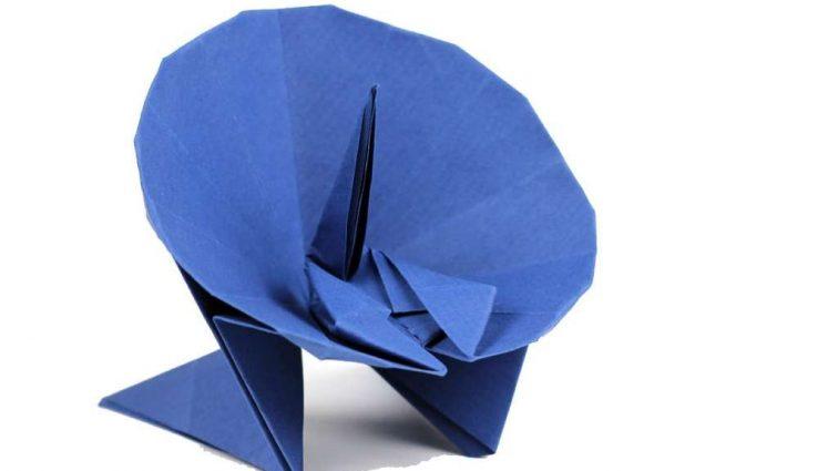 NASA создаст щиты от космической радиации с помощью оригами
