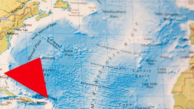 Ученый раскрыл «тайну» Бермудского треугольника