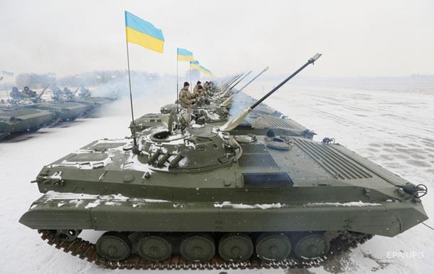 Украина резко нарастила экспорт оружия