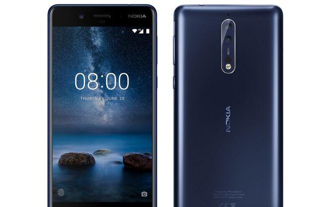 Вот это да! Инсайдер опубликовал первый снимок смартфона Nokia 8