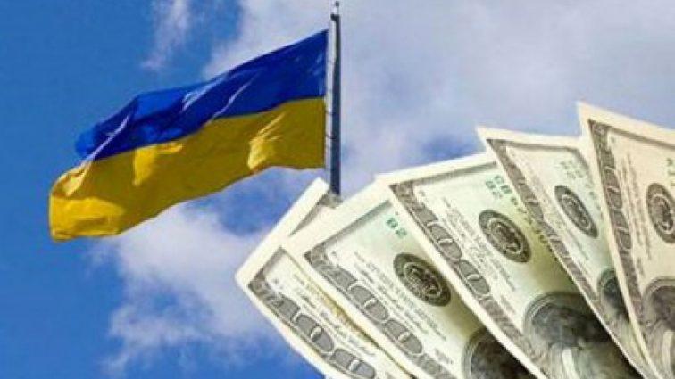 Внешний долг Украины: озвучено внушительные цифры
