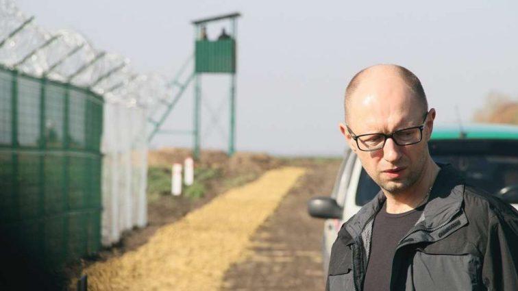 Куда исчезли миллионы ГПУ взялась за «Стену Яценюка»