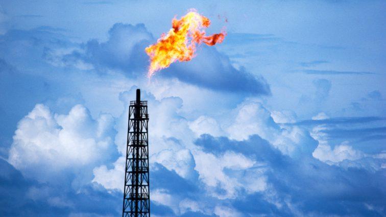 Добыча газа в Украине достиг пятилетнего максимума