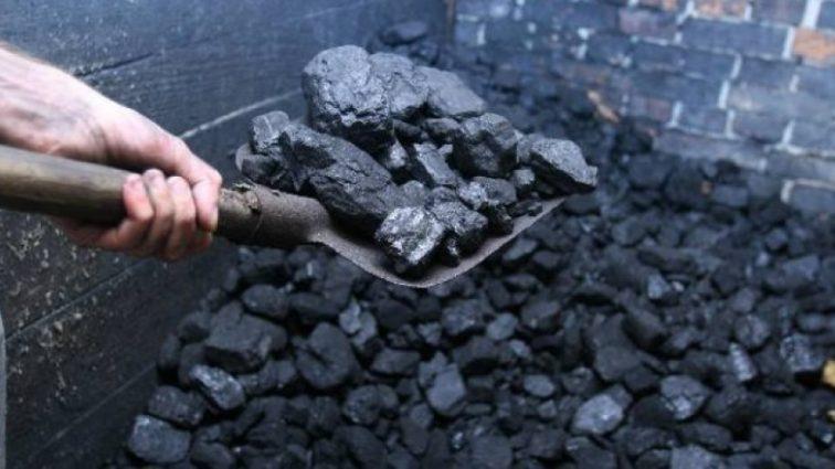 Запасы угля в Украине превышают прошлогодние вдвое
