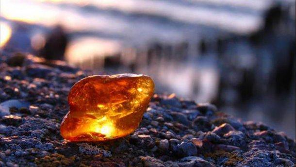Контрабандный янтарь нашли в «Борисполе» в конфетах