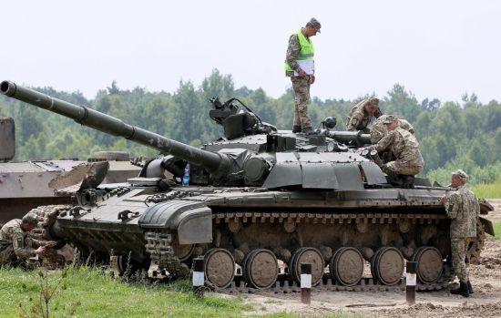 Украина увеличит оборонный бюджет на 10 млрд гривен