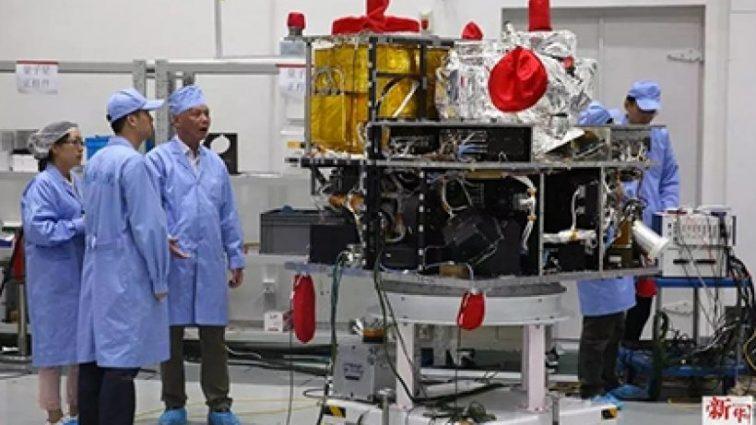 Китай осуществил первую квантовую телепортацию с поверхности Земли на орбиту