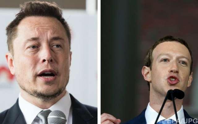 Конец света: Маск и Цукерберг поспорили о будущем искусственного интеллекта