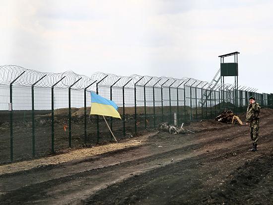 Проект «Стена» на российско-украинской границе будет стоить дополнительно еще 300 млн грн